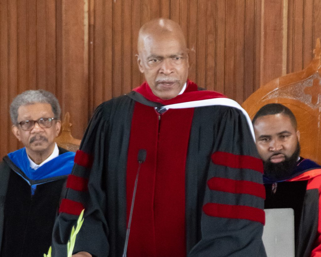 Baccalaureate Service Invocation, Dr. Larry Johnson