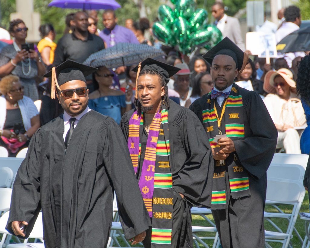 Class of 2018 Procession