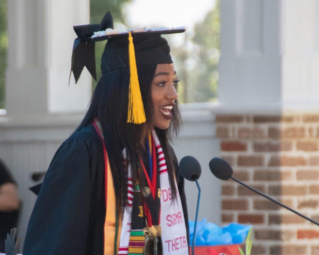 Danielle M. Magee '18, Valedictorian