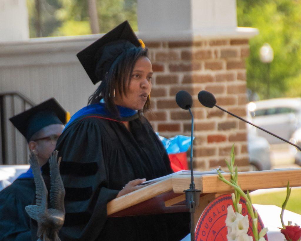 Interim Provost Dr. Bianca Garner