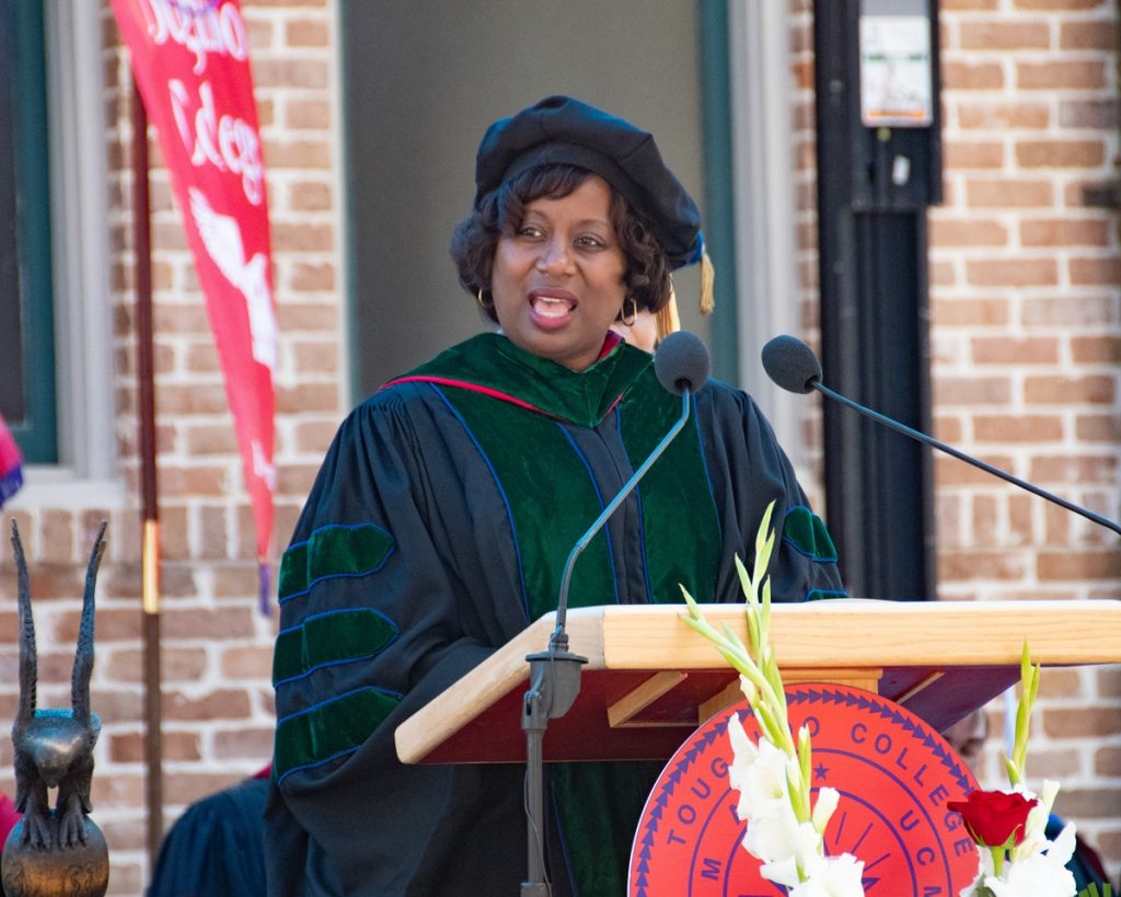 Dr. Loretta Jackson-Williams, Meritorious Leadership Award