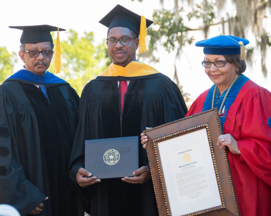 Hakeem Muata Oluseyi, Doctor of Science